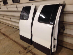 Rear Ext Cab Doors for 04-08 Ford F-150 London Ontario image 2