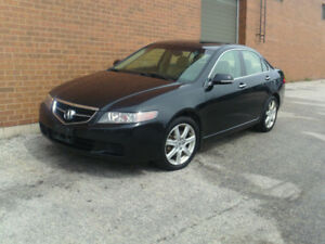 2004 Acura tsx **CERTIFIED**