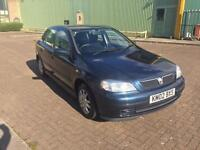 VAUXHALL ASTRA 1.6 LS . * Trade PX To Clear, Drive Away Today * 2002 Petrol