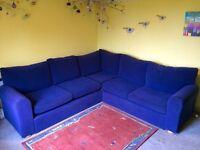Corner sofa and sofa bed