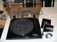ION Record Turntable