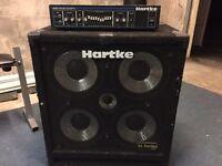 HARTKE HA3500 Head and 4.5 XL Cab