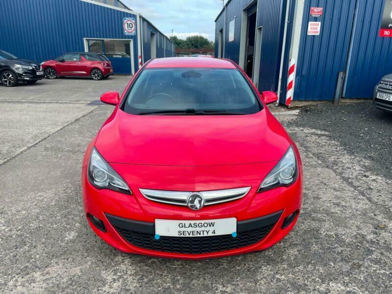 2013 Vauxhall Astra GTC 2.0 CDTi 16V SRi 3dr Auto HATCHBACK Diesel Automatic