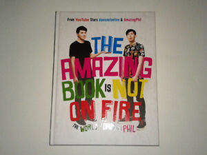The Amazing Book Is Not On Fire: The World Of Dan And Phil book