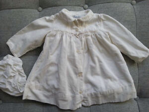 Ralph Lauren 9 Month Corduroy Dress