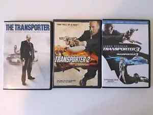 The Transporter Trilogy West Island Greater Montréal image 1