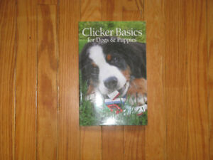 Clicker Basics for Dogs & Puppies by Carolyn Barney
