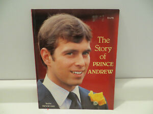 The story of Prince Andrew