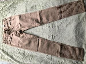 Selling: Zara woman beige pants size 34