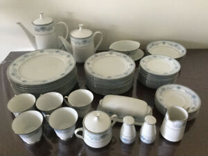 Noritake China Dishes