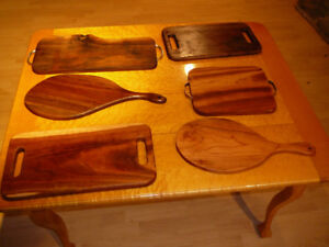 Cutting Boards For Last Minute Christmas Gifts