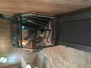 Treadmill and Pilates machine for sale