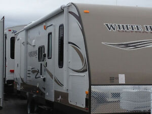 White Hawk 28ft Light Weight DSBH Camper Trailer