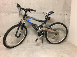 INFINITY NEMESIS 21SPD MOUNTAIN BIKE(Include LOCK+LIGHT)