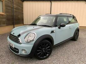 image for 2011 MINI CLUBMAN CHILI COOPER 1.6 16V 122PS - 62K MILES - F.S.H - 6 MONTHS WARR