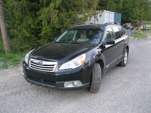 2011 Subaru Outback 3.6R w/Limited Pkg Wagon