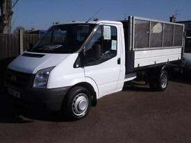 Ford Transit 350 115 Tipper / Tail Lift