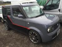 Nissan Cube 2003 automatic TAKE A LOOK