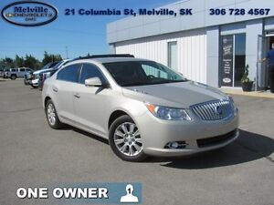 2010 Buick LaCrosse CXL   - Certified - Low Mileage