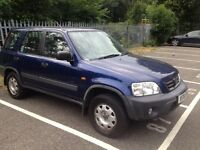 Honda CR-V 2001 PERFECT DRIVE. MOT TAX