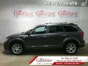 2014 Dodge Journey R/T  - Leather Seats