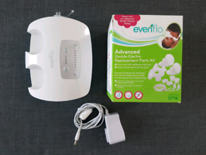 Evenflo Double Electric Breast Pump NEW