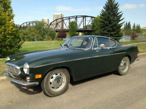 Volvo P1800S 1968 Best in class,rare find movie car!