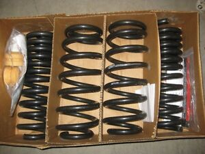 chrysler 300 Eibach lowering springs. NEW Regina Regina Area image 2