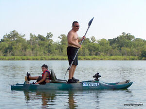 Pontoon Kiwi Kayak