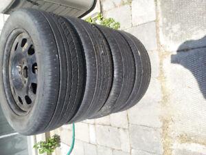 Nankang car tires 215/60R17