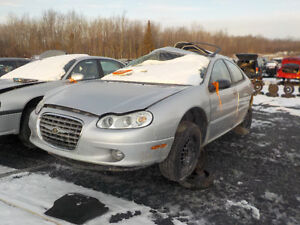 2004 Chrysler Concord Now Available At Kenny U-Pull Cornwall