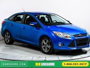 2014 Ford Focus SE A/C GR ELECT BLUETOOTH MAGS