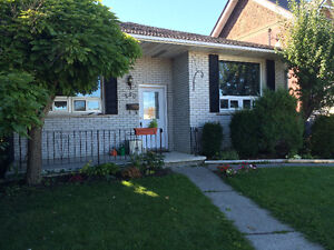 Spacious home for rent close to downtown $1850 + utilities