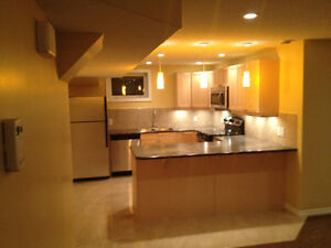 For Rent: Executive Style basement suite in upscale Erin Ridge