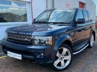 2013 Land Rover Range Rover Sport 3.0 SDV6 HSE BLACK 5d 255 BHP Estate Diesel Au