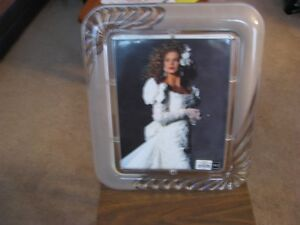 Mikasa Mistique Crystal Picture Frame