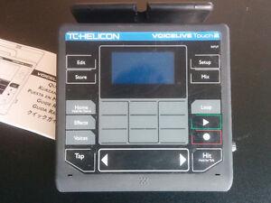 TC-Helicon Voice Looper - NEW CONDITION