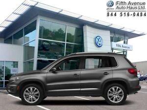 2016 Volkswagen Tiguan Comfortline  - $185.83 B/W