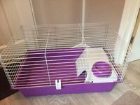 Ferplast 80 indoor rabbit or guniea pig cage