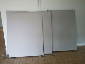 Light Grey Office Dividers/Cubicals