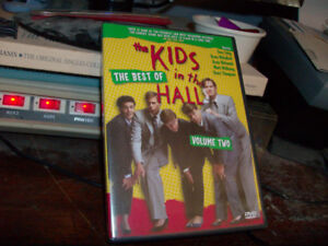 THE KIDS IN THE HALL DVD VOLUME TWO SET