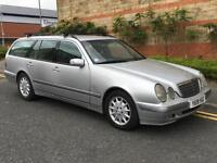 Mercedes-Benz E320 3.2TD auto 2001MY CDI Elegance