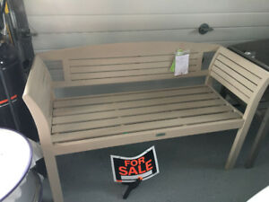 NEW - Outdoor Bench for Sale