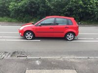 £1290 2006 Ford Fiesta 1.25l * like corsa clio punto micra aygo ka polo golf c3 208 yaris jazz