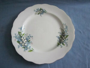 """Colclough """"FORGET-ME-NOT"""" fine bone china for sale"""