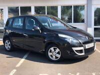 Renault Scenic Dynamique dCi 106 (black) 2010