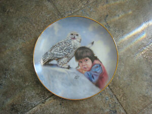 Collector's Plates – Proud Young Spirits Series