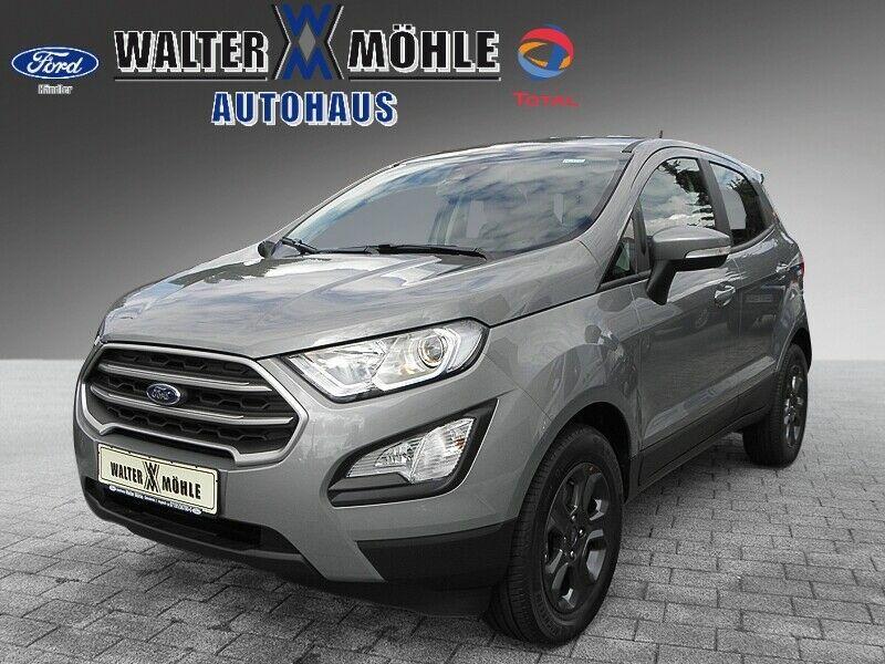 Ford EcoSport Trend,Winter-Paket