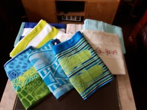 Turkish silks, bath&beach towels