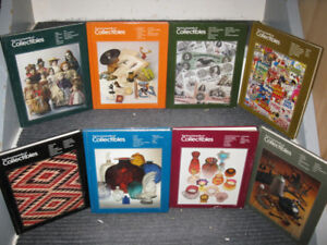 The Encyclopedia of Collectibles - 16 books